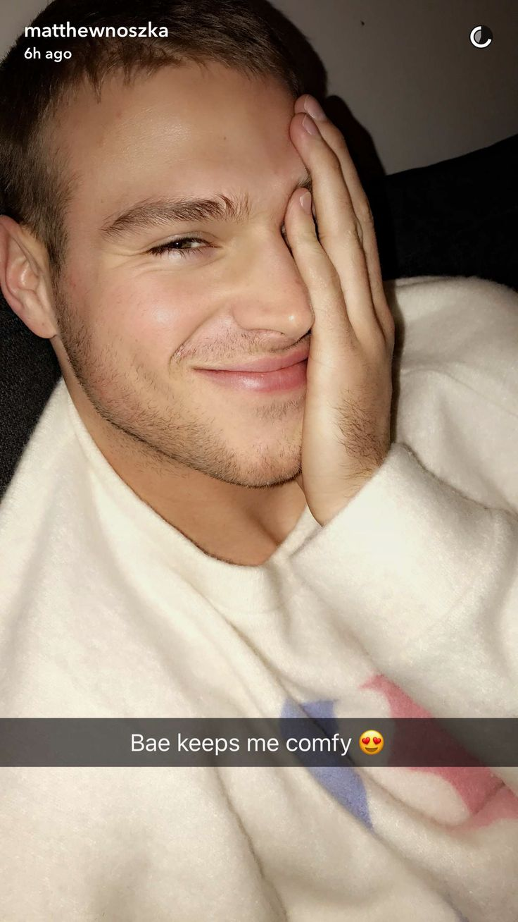 Snapchat Models: Matthew Noszka.