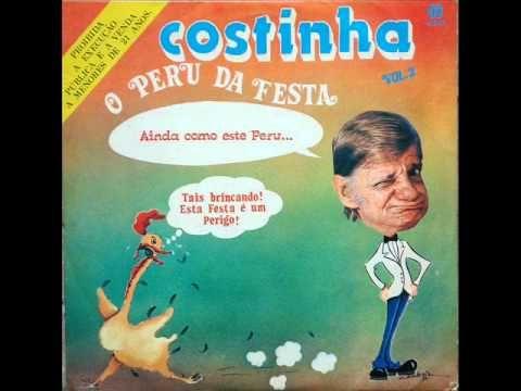 PIADAS DO COSTINHA - PERU NA FESTA VOLUME 1 E 2