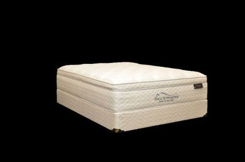 Spring Air 1808 50M Back Supporter Imperial Queen Size Mattress by Spring Air. $837.00. Length: 79.. Type: Cushion Firm.Dimensions:. Size: Queen.. Collection: Imperial.. Width: 59.. Spring Air Back Supporter Imperial Queen Size Mattress. Collection: Imperial. Size: Queen. Type: Cushion Firm. Dimensions:. Length: 79. Width: 59. Height: 14.5. Softness Level: 2. Foam Encased Wireless Edge with Three Zones of Support to provide you with 20% more sleeping surface and...
