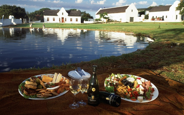 The experience at Hazendal Wine Estate in Stellenbosch is one to take slow: visit the museum, walk through the vineyards, and indulge at the Hermitage restaurant. They'll tailor-make a tour to your wants, all you have to do is ask.  http://www.capetownmagazine.com/things-to-do-cape-town/From-Russia-with-love/15_52_53658