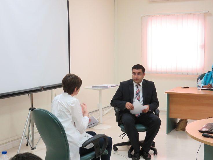 ABMA MRCGP (International) Preparatory Course was held successfully in Dubai at the Rashid Medical Library Tutor's Hall, Rashid Hospital, Dubai - UAE on Friday 6th and Saturday 7th of March 2015.