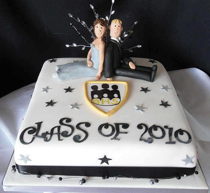 14 Best Prom Cakes Images On Pinterest Sweets Deserts