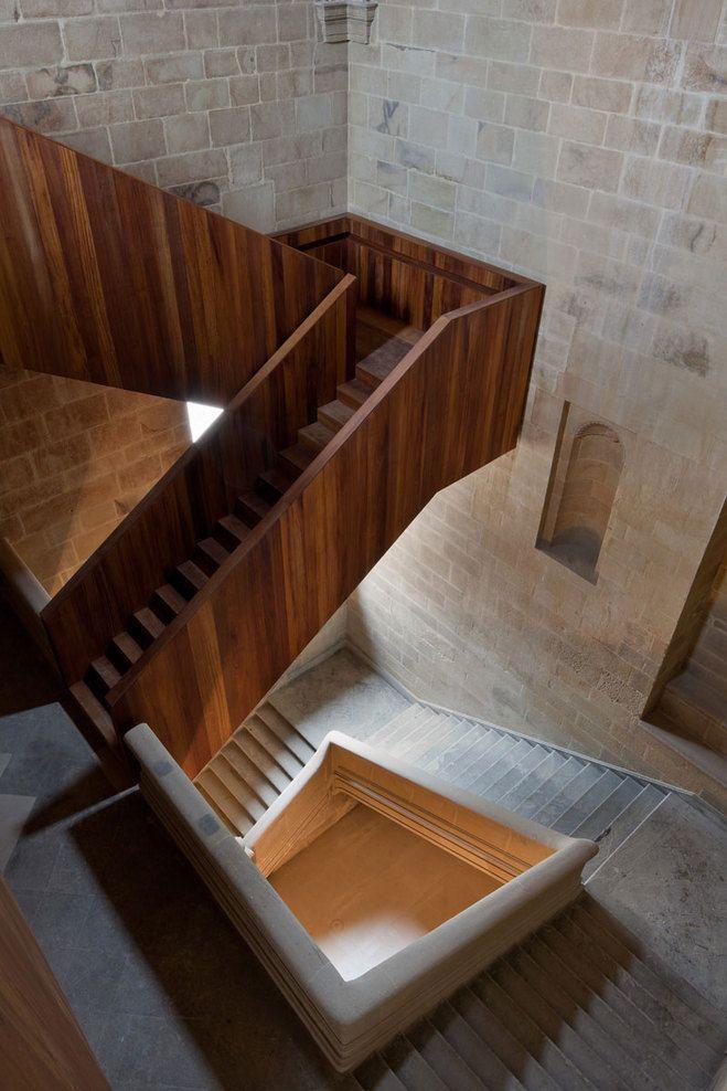 San telmo museum extension in san sebastian spain by - Arquitectos san sebastian ...