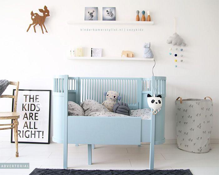Kleuren kamer C.  Nursery Liewood | Cozykidz