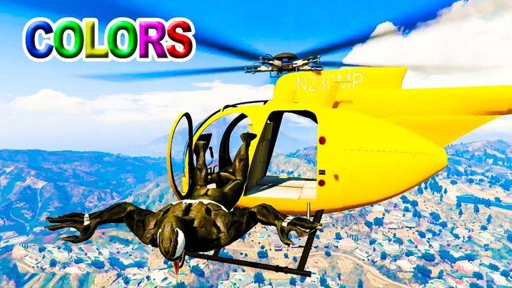 SUPERHERO VENOM Flying From a Plane Kids Nursery Rhymes & Songs SPIDERMA...
