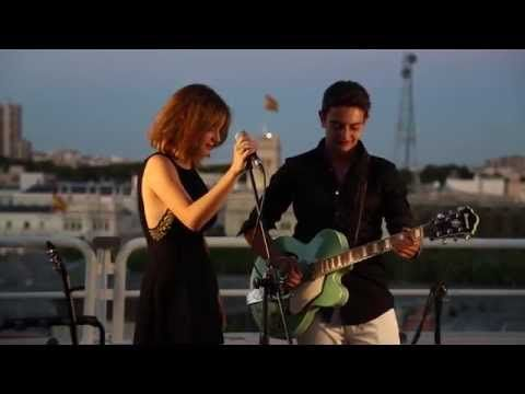 Bring it on Home To Me - Live Rooftop @ Hotel Innside Suecia Madrid - YouTube