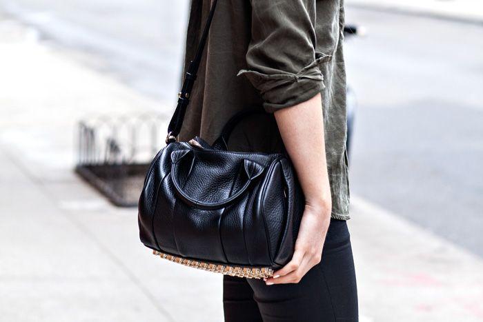 Alexander Wang Rockie bag | Style Details | Pinterest ...