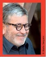 """Narcís Comadira acaba de publicar """"Marques de foc"""", l'itinerari poètic de la seva vida, coincidint amb els seus 70 anys"""
