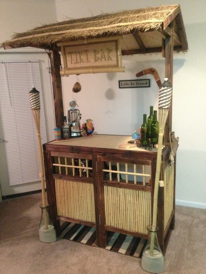 letgo - brown tiki bar in Lincolnton, NY
