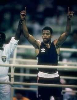 Roy jones Jr King of boxe