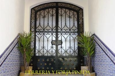 13 best rejas images on pinterest - Disenos de puertas ...