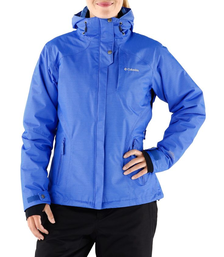 Columbia Alpine Alliance Interchange 3 In 1 Insulated Jacket Women S Jackets For Women Jackets Women
