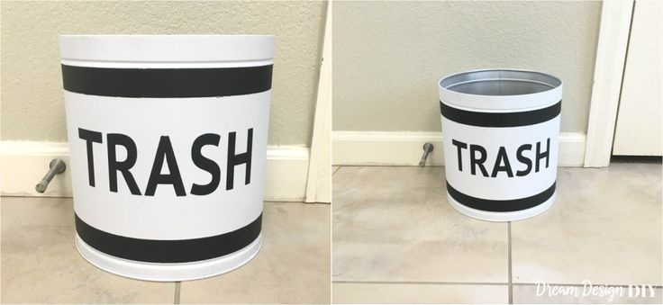 Reuse it as a trash can