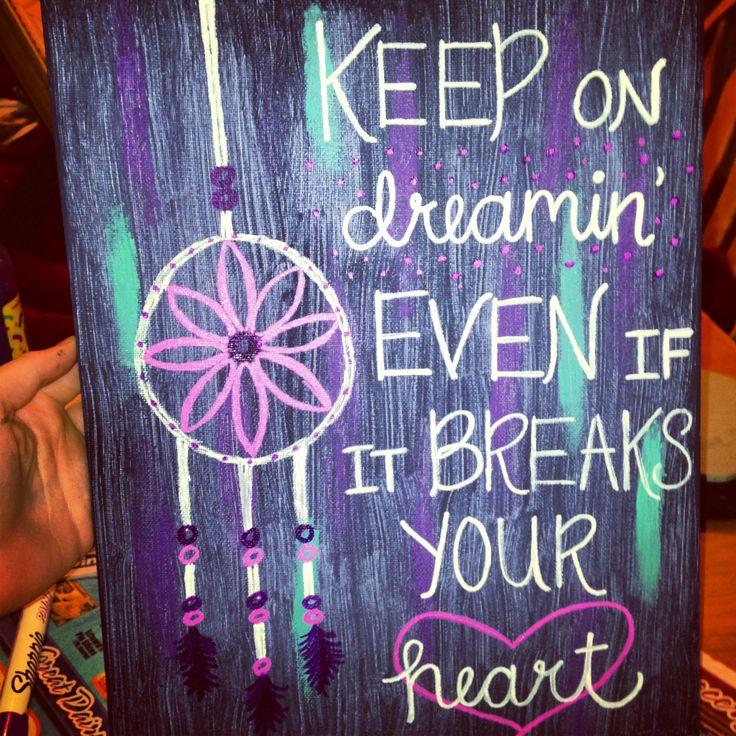 Canvas art. #dreamcatchers keep on dreamin' @Abbey Adique-Alarcon Adique-Alarcon Adique-Alarcon Adique-Alarcon Adique-Alarcon Blackwell make this! hahah