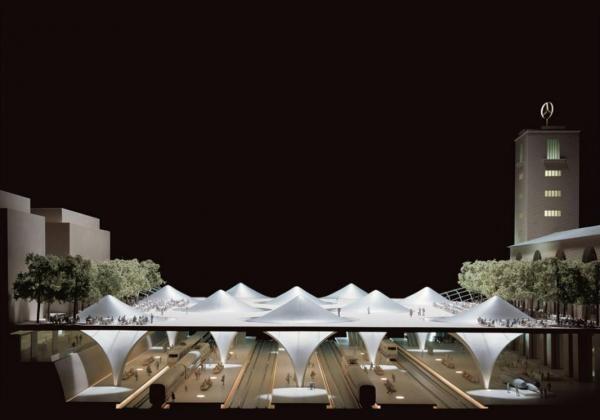 ingenhoven architects - Düsseldorf - Architekten