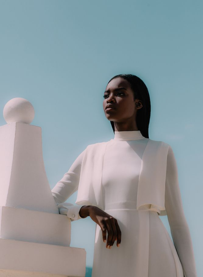 BLACK FASHION | bienenkiste:   Maria Borges by Iga Drobisz for...
