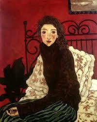 Mujerícolas: Xi Pan 潘曦.Mujeres pintoras contemporáneas