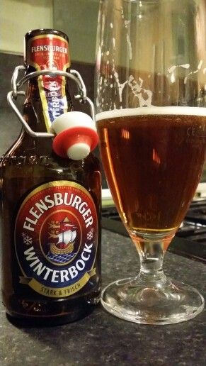 75697968b3a1 Flensburger Winterbock By Brauerei Flensburger German Beer