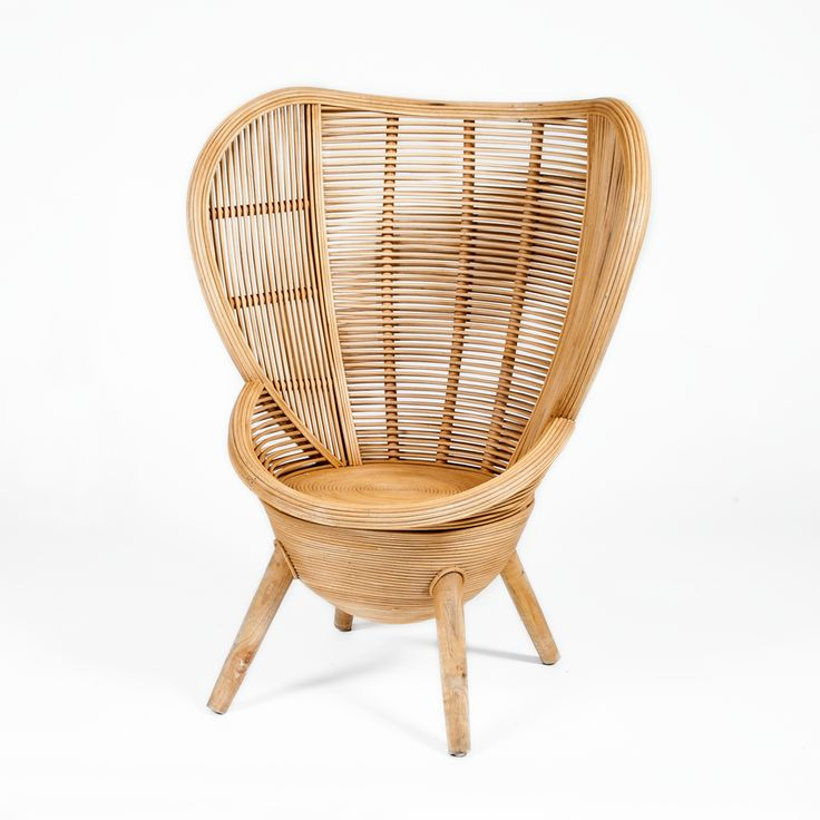 14 best Rotan stoelen images on Pinterest | Armchair, Big chair and Om