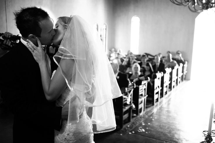 'I do's' in the beautiful Chapel - Photos done by Custo Photography - www.custophoto.com