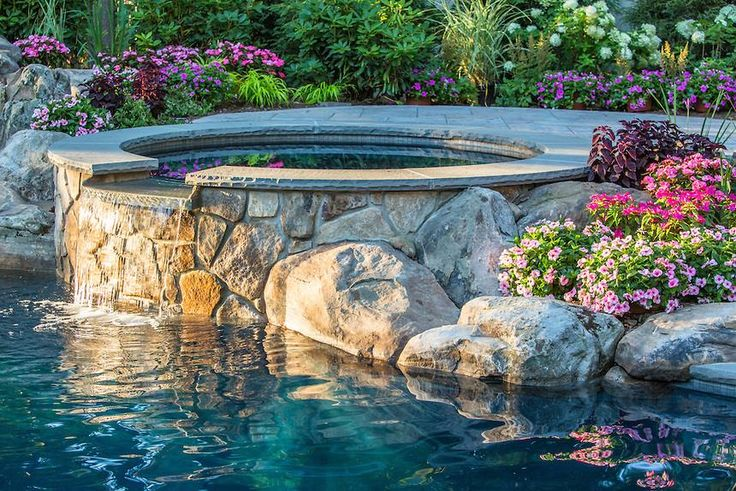 The perfect blend of high-end and low-maintenance.  We offer luxury landscaping and swimming pools with the newest technology so taking care of your backyard is as easy as using your smart phone.  Contact us online or by phone for a free consultation and estimate.
