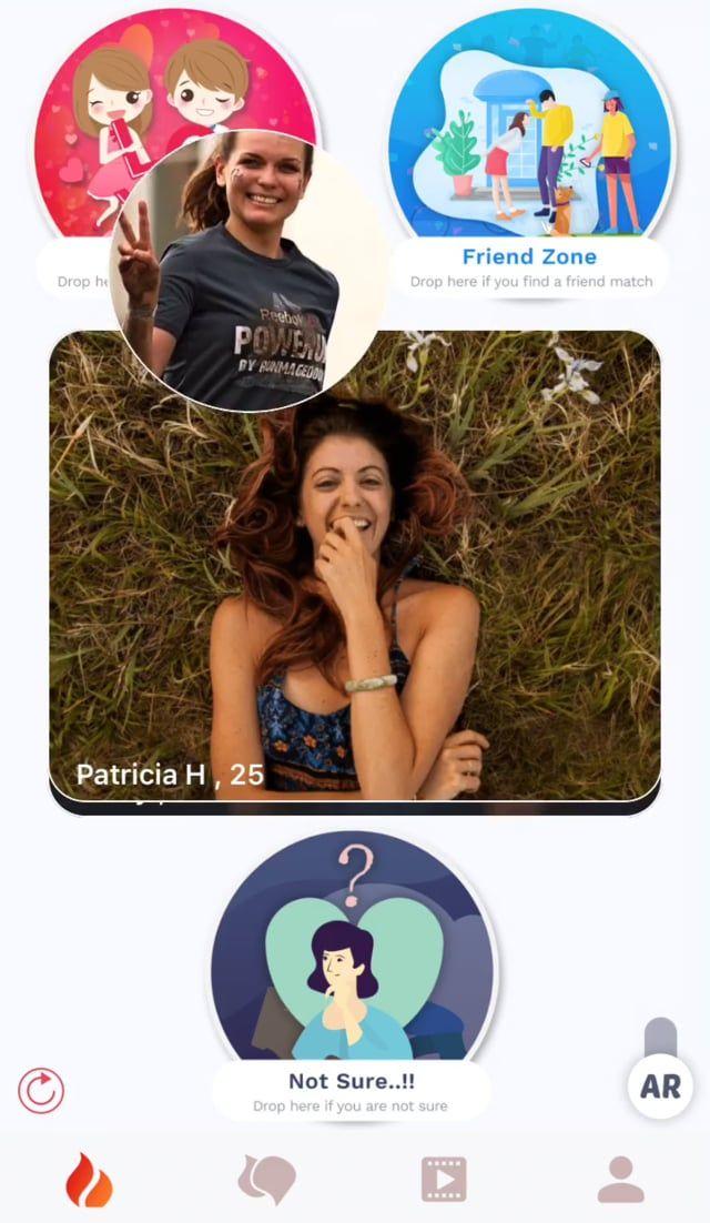 Travelmate dating app