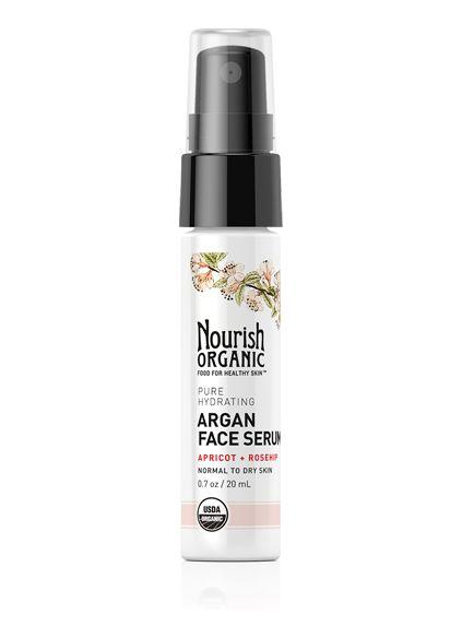 Pending Nikki V Pure Hydrating Organic Argan Face Serum full size retail $23.99