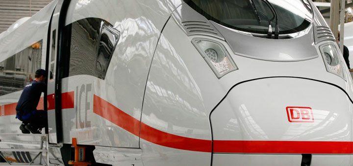 Tren de alta velocidad Siemens Velaro D / ICE 3 (Serie 407)