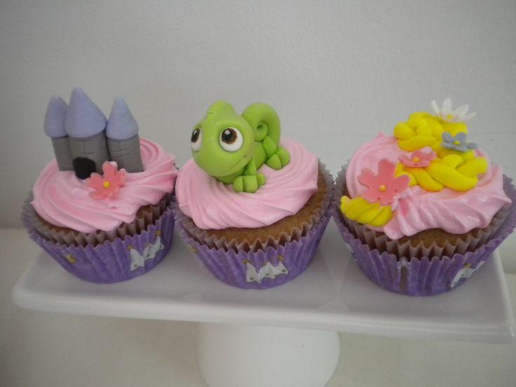 https://flic.kr/p/qFrMZr | Cupcakes Rapunzel