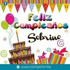 Felicidades Sobrino.*