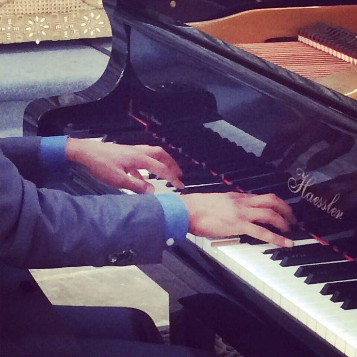 Hands at work #Concert #PianoFingers London