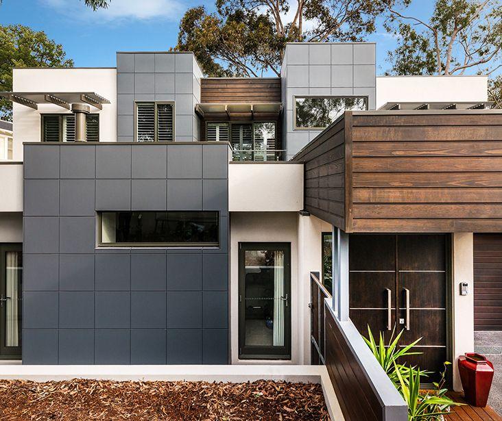Award Winning Small House: This Award-winning Blackburn Residence By Solar Solutions