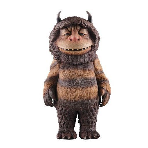 The Wild Toys : Medicom toy vcd where the wild things are carol figure