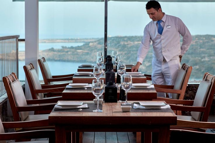 Dinner at UMI Japanese & Sushi Bar Restaurant is more than enjoying the finest #sushi... it's about enjoying the relaxed atmosphere and romantic view as well! For reservations: umi@grecianpark.com  http://www.grecianpark.com/restaurant-in-protaras.html