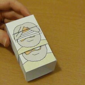 Blind Bartimaeus craft