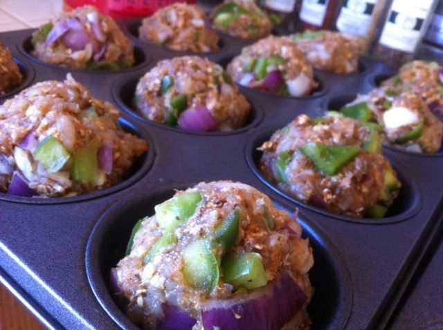 Super Healthy Meatball Recipe. This could be lunch for almost week!