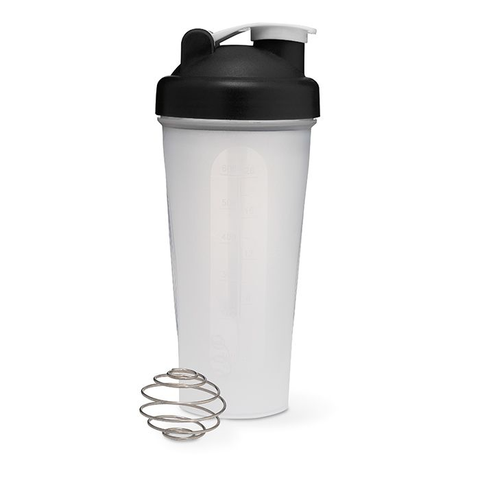 Promotional Protein shaker 600ML - Made of Plastic are a fantastic Promotional Item for Gyms and Fitness related businesses