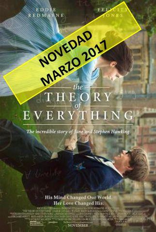 La teoría del todo : The Theory of Everything  / dirigida por James Marsh