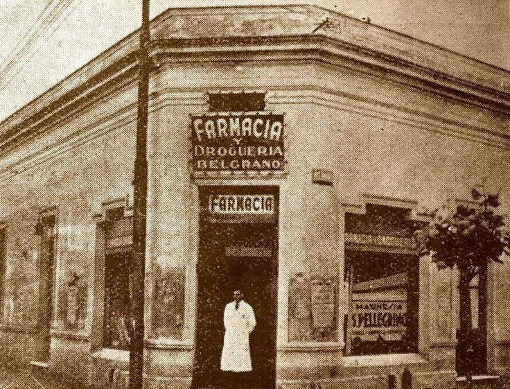 Resultado de imagen para viejas fotos de farmacias y droguerias