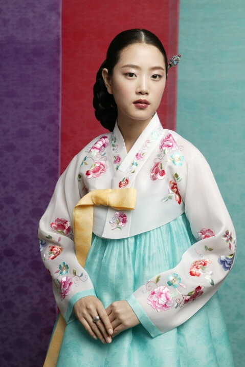 Hanbok style