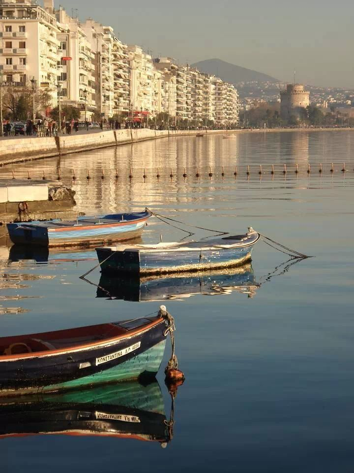 Coast of Thessaloniki, GREECE