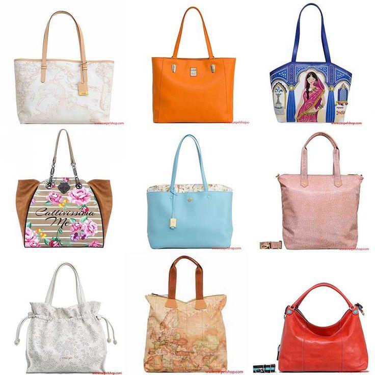 "Dal Blog ---> http://www.carpelshop.com/blog/elogio-alla-shopper/  "" Elogio alla Shopper"""