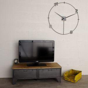 Meuble Salon Chene Mif   Les 13 Meilleures Images Du Tableau Meuble Tv Sur Pinterest