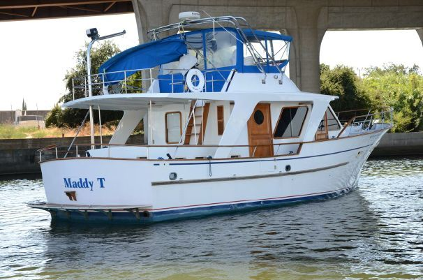 1979 Defever 48 Trawler Power Boat For Sale - www.yachtworld.com