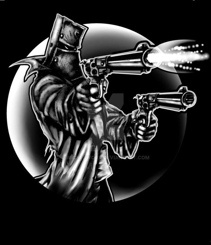 Iron Outlaw by wickedworx
