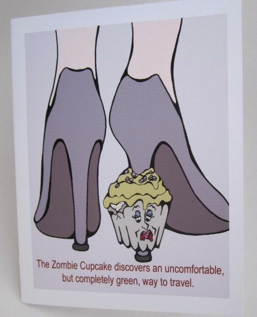 Zombies, eco friendly, fashion, cupcakes - covering all the trends.