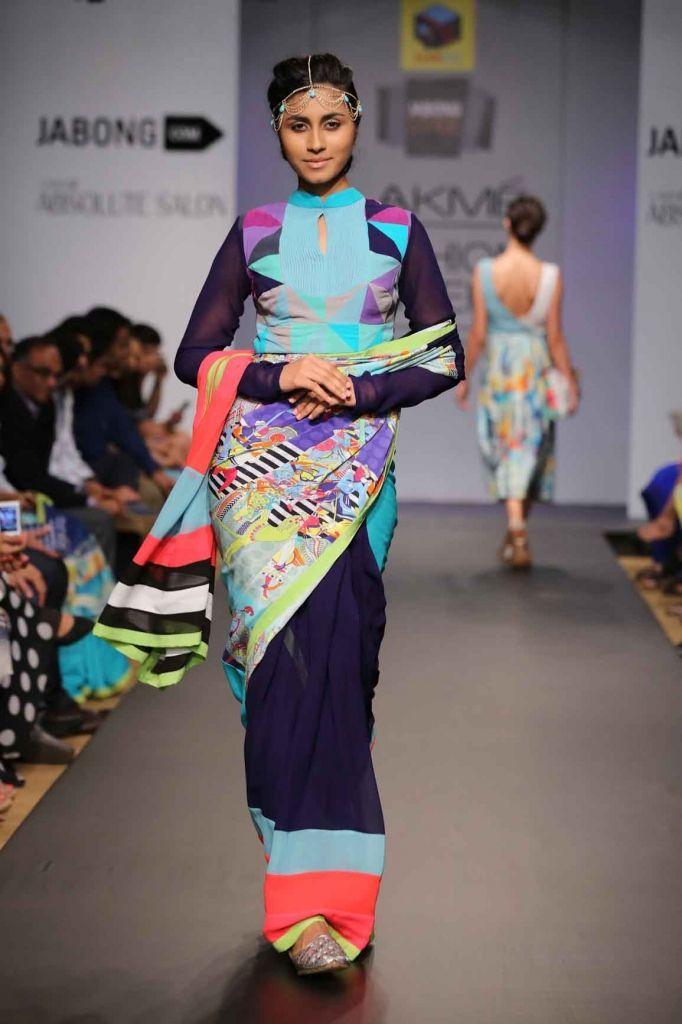 Lakmé Fashion Week – Quirkbox at LFW SR 2014