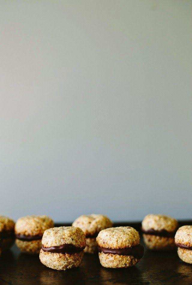 Hazelnut flour cookie recipes