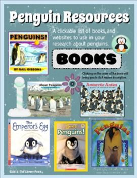 Penguin Research Resources: A Clickable PDF FREE
