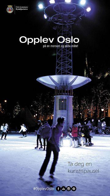 Opplev Oslo kampanjeplakat4   Flickr - Photo Sharing!